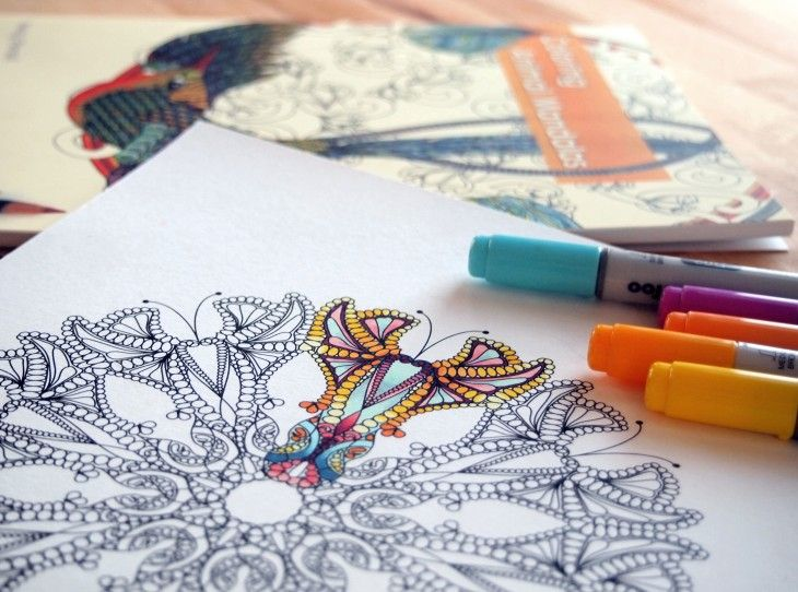 - 10 Reasons Why Adult Coloring Books Are So Popular - Techrr